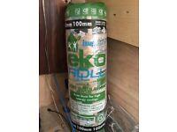 Knauf Eko Roll loft insulation 100mm thick