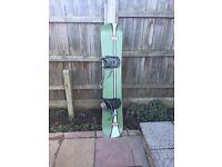 hammer juice snowboard