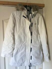 Woman's Small Nike hooded coat