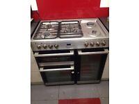 Lamona range cooker 90cm used