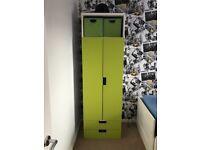 Child's wardrobe and storage unit