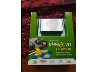 Brand New (Unopened) Honestech VHS to DVD 7.0 Deluxe Video Conversion Solution £30