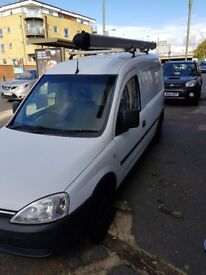 Vauxhall combo 1.7cdti well looked after BOARDED OUT BACK