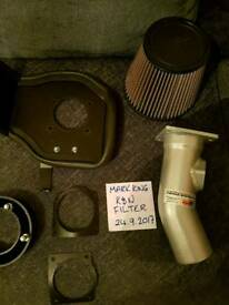 Astra J K&N air filter