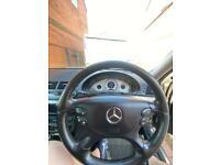 Mercedes e200 low miles lovely car