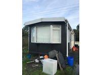 2 Bed Rough Cast Mobile Home
