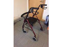 Lightweight Mobility Stroller/Seat