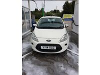 White ford ka excellent condition low low mileage