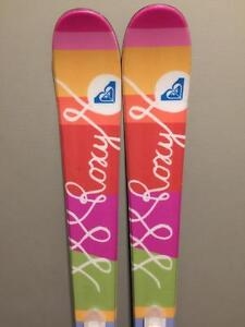 Roxy Twin Tip Skis -158cm