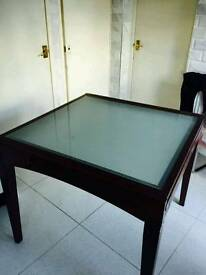 Immaculate extendable dining table