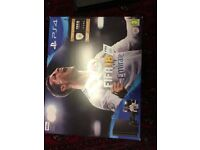 PS4 slim 500gb with FIFA 18