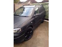 Vauxhall Astra Van Matte Black Diesel