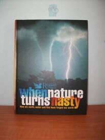 WHEN NATURE TURNS NASTY BOOK
