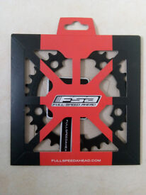 New disc rotors, chainrings and tools