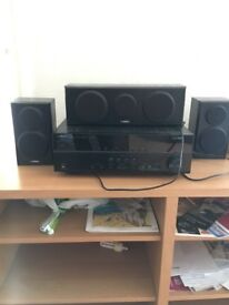 Yamaha Home Theater HTR-3065 in best condition (URGENT SALE)
