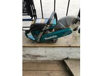 Makita Ek6100 petrol disc cutter 12""