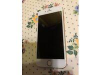 iPhone 8 RoseGold unlocked 64GB