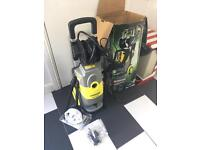Parkside pressure washer New