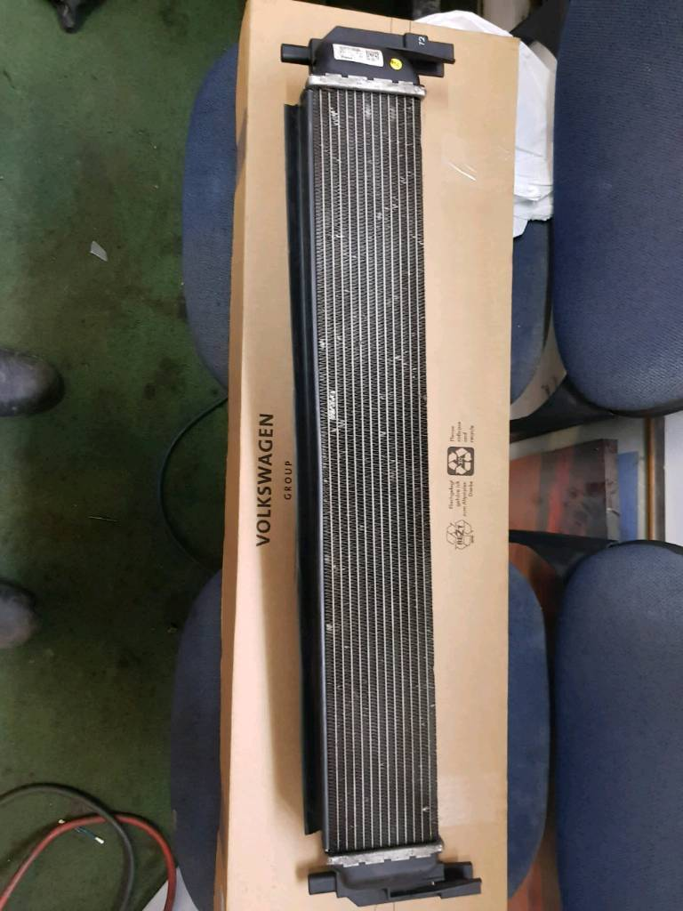 Audi a1 additional radiator
