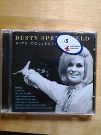 Dusty Springfield greatest hits CDs. 50p