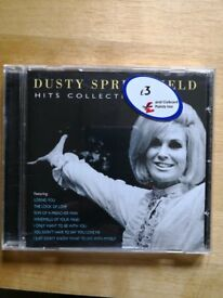 Dusty Springfield greatest hits CDs. 50p
