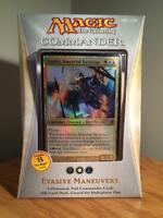 "Magic the Gathering Commander ""Evasive Maneuvers"""