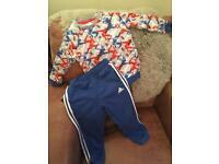 Adidas bundle age 3 boys Spider-Man