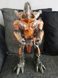 Transformers Grimlock T-Rex