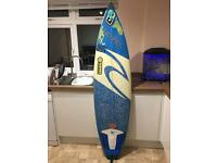 RIP CURL 6,3 SURFBOARD FOR SALE £135 ONO