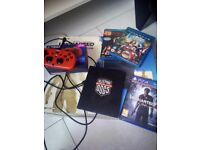 Playstation 4 ps4 games and extras