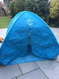 Children's sun UPF 50+ tent
