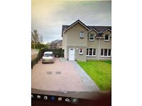 3 Bed House looking to swap to a 4 bed house Carnoustie only