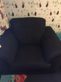 Ikea TIDAFORS armchair
