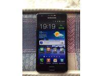 Samsung Galaxy S2 GT-I9100 UNLOCKED 16GB Smartphone. Perfect Condition