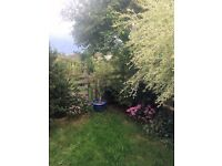 Beautiful 2 Bed House with Garden and Conservatory, Built in Wardrobes