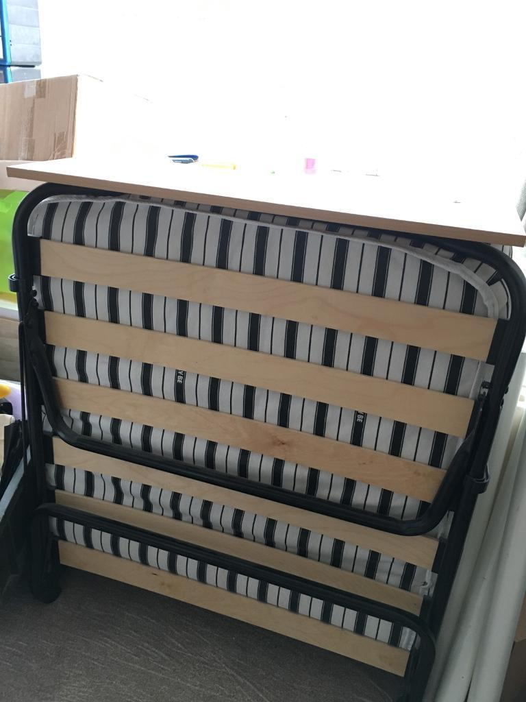 Jay-be single guest / fold out bed