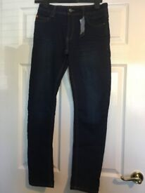 Boys Jeans from Next Age 12 years brand new with tags RRP £18 adjustable waist