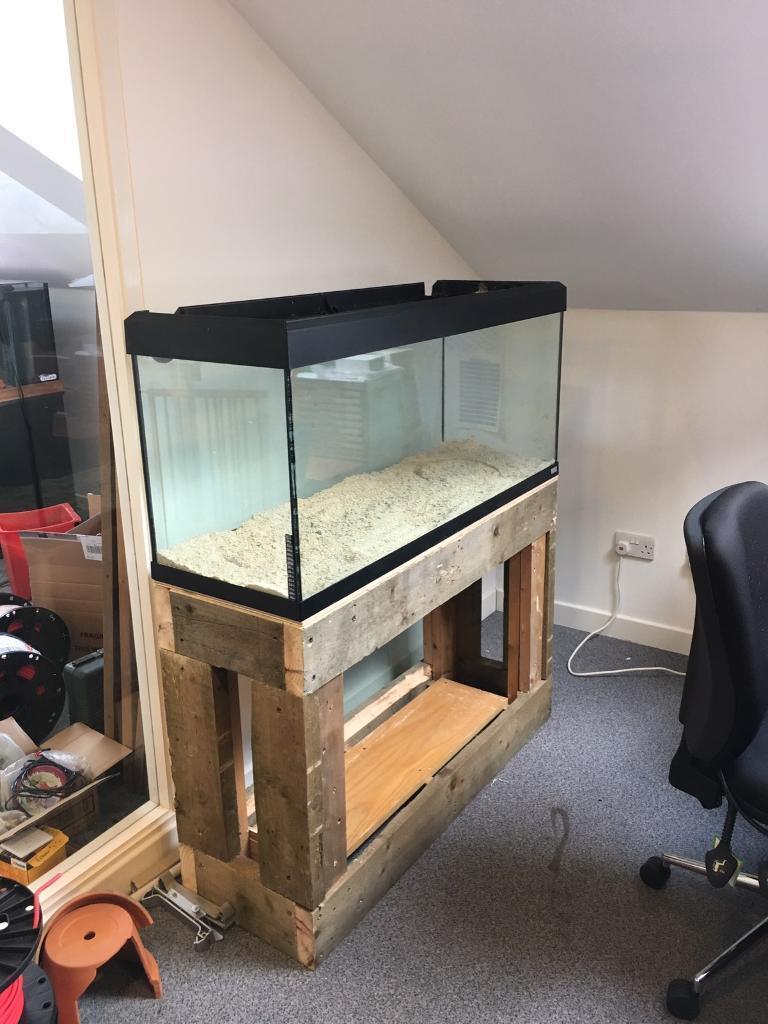 Fluval roma 240 aquarium fish tank - Fluval Roma 240 Fish Tank