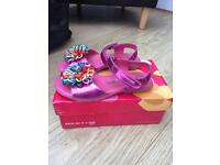 Girls designer shoes