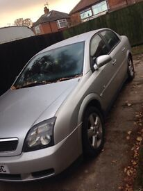 Vauxhall vectra car for sale £350 ono. Spares and repairs or fixer upper as failed mot