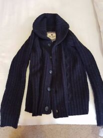 Fat Face cardigan (M). Unisex. Never worn. Great value.