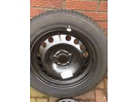 Vauxhall Astra spare wheel and jack kit brand new