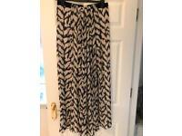 Armani exchange Uk size 12 maxi skirt