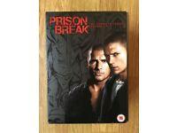 Prison Break Complete DVD Series 1-4