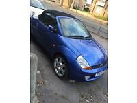 Ford Streetka Luxury Convertible 04