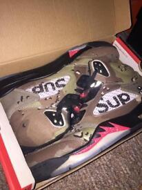 Supreme x Jordans cheap
