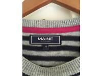 Ladies Jumper by Maine at Debenhams, Size 10