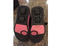 Girls Heelys size 12