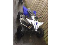 Yamaha Yfz450 quad (not raptor 700 ltr450 trx 660 ktm