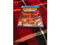 Carmagedon PS4 game collection only